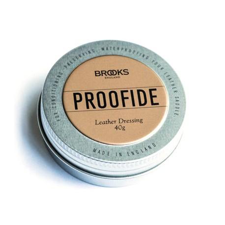 Crème Brooks Proofide pour selles cuir