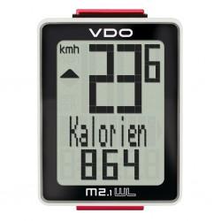 Compteur vélo VDO M2 WR