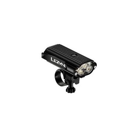 Lampes Lezyne Lite Drive 800XL, noir mat