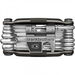 Multi-outils Crankbrothers 17 Midnight Edition