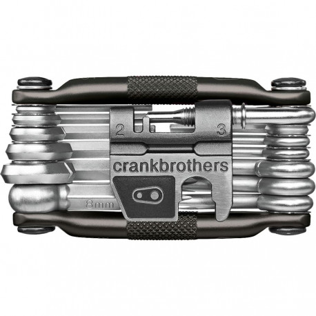 Multi-outils Crankbrothers 19 Midnight Edition