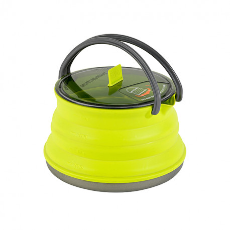 Bouilloire pliable X-cup Sea to Summit de 1.3 litre