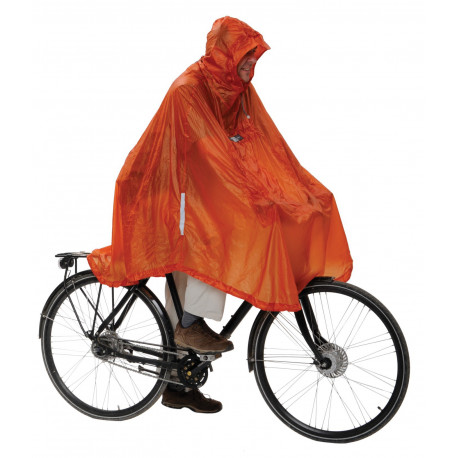 Poncho pour vélo imperméable Exped Daypack