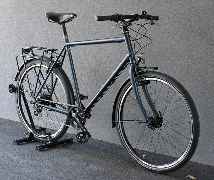 MTB Cycletech Papalagi Rohloff